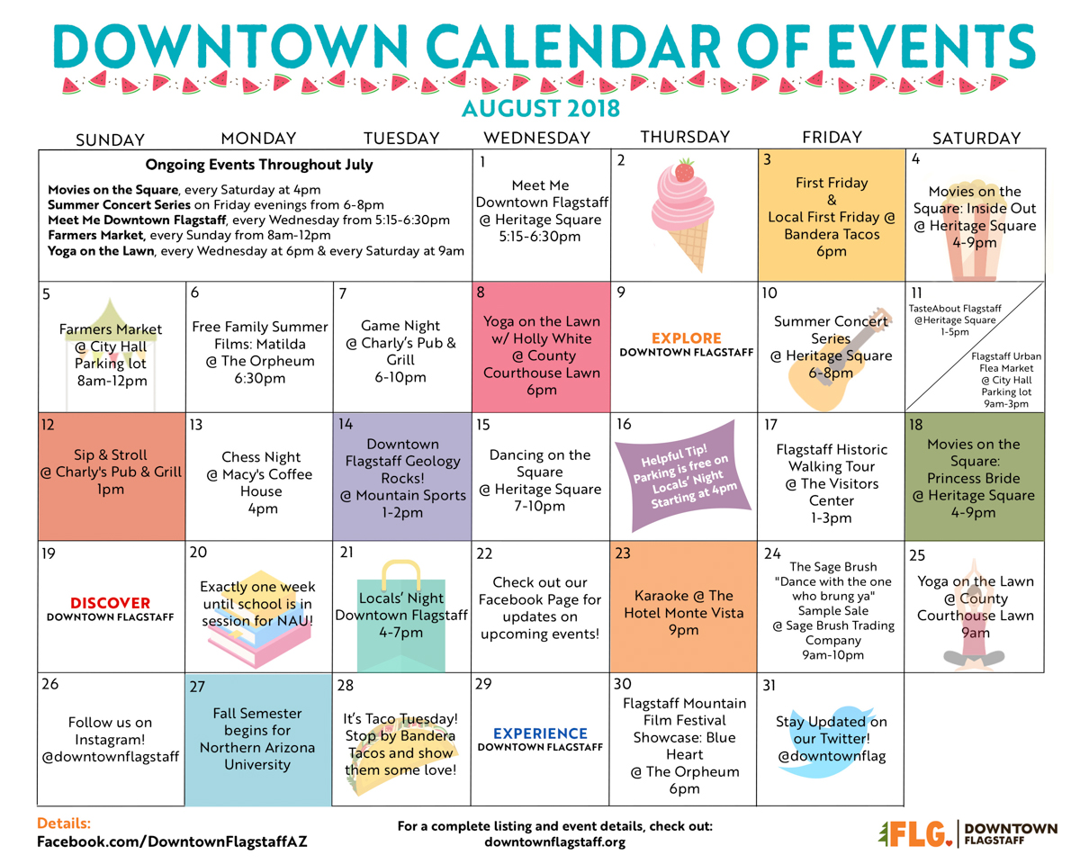 Downtown Events