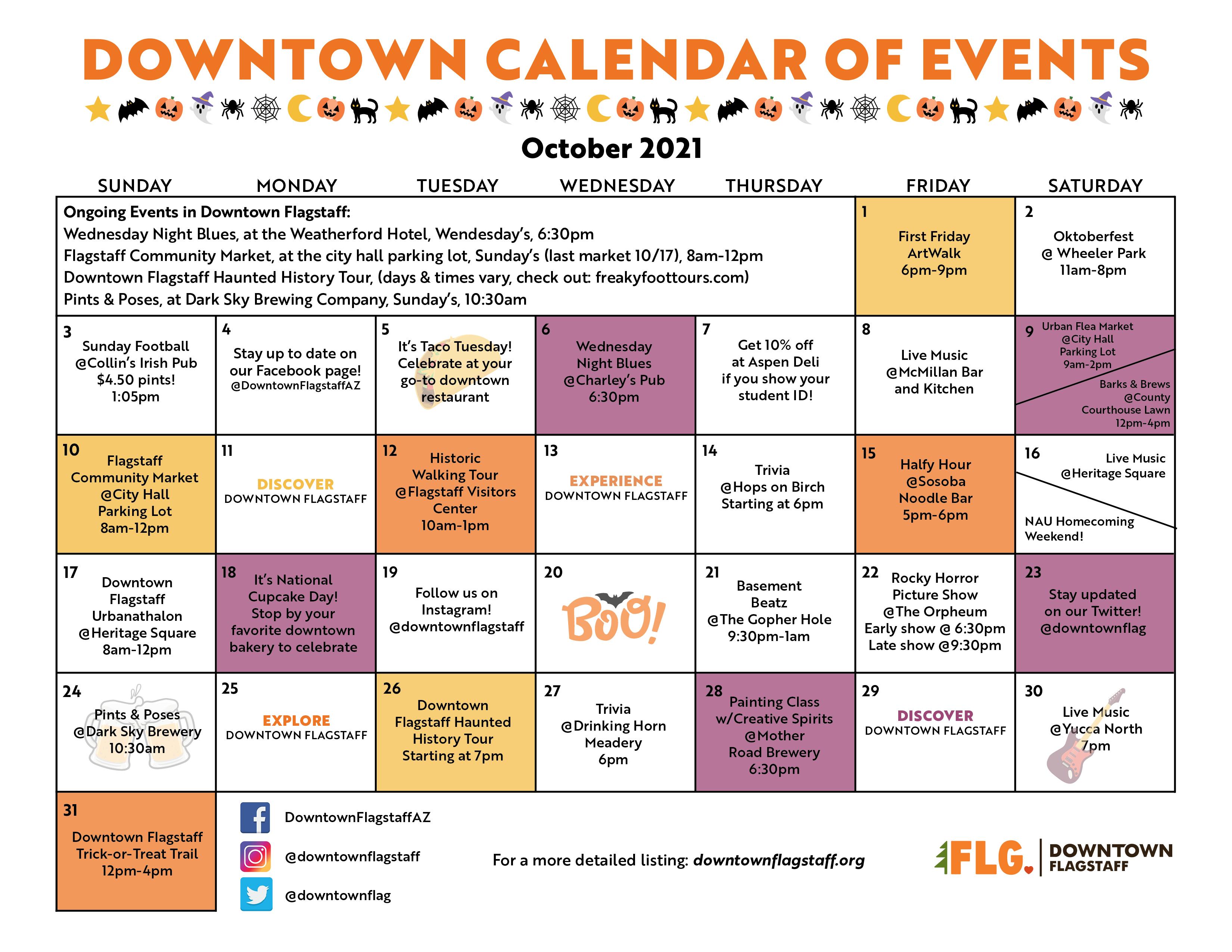 Flagstaff Featured Event