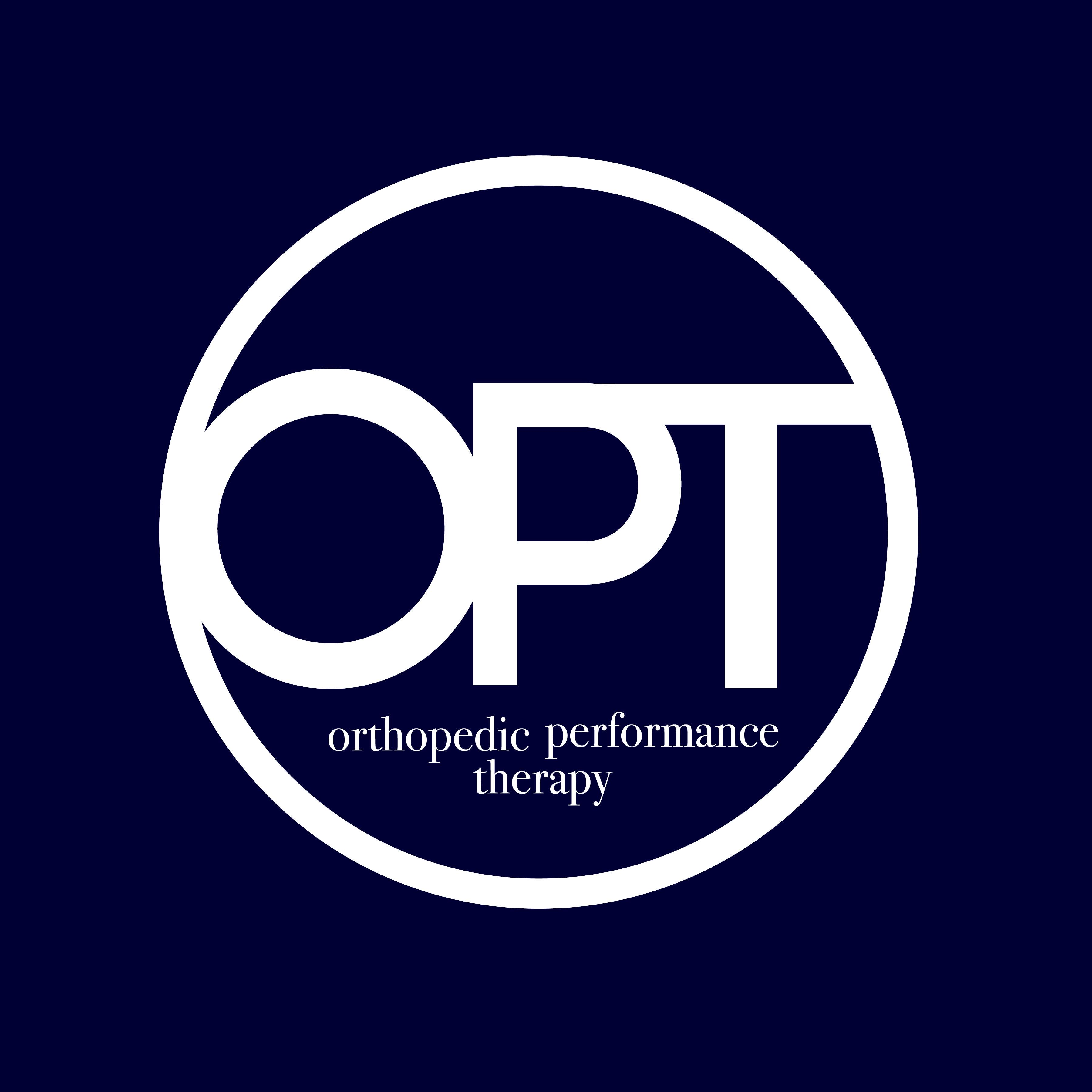 Orthopedic Performance Therapy