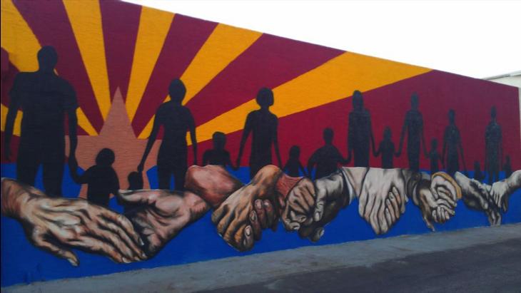 D.E.S. Mural