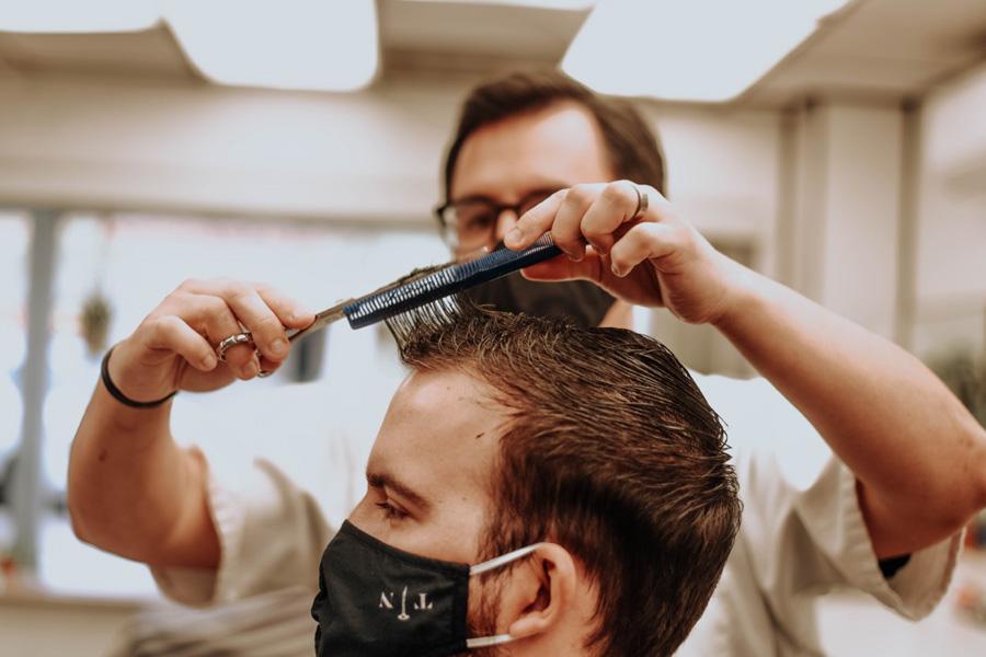 Fritz's Barbershop