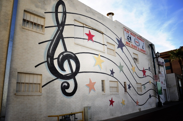 Milano Music Mural