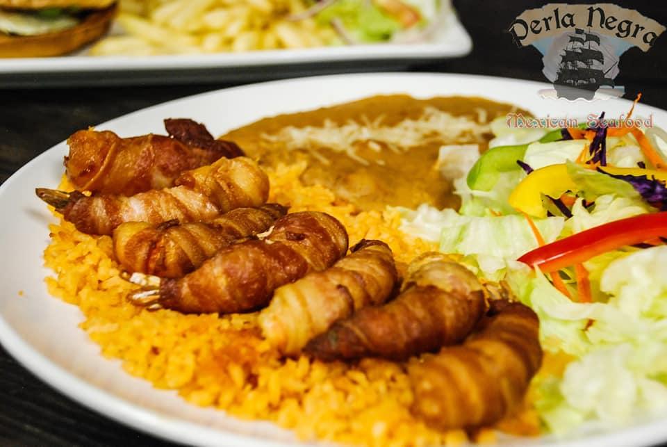 Perla Negra Mexican Seafood