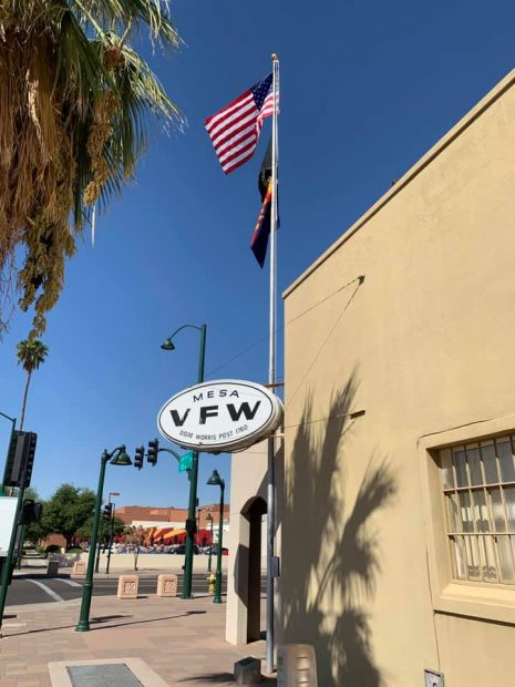 VFW Dode Morris Post 1760