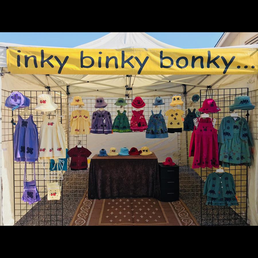 inky binky bonky