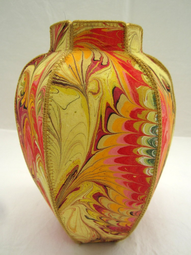 Featherweight Fabric Pottery