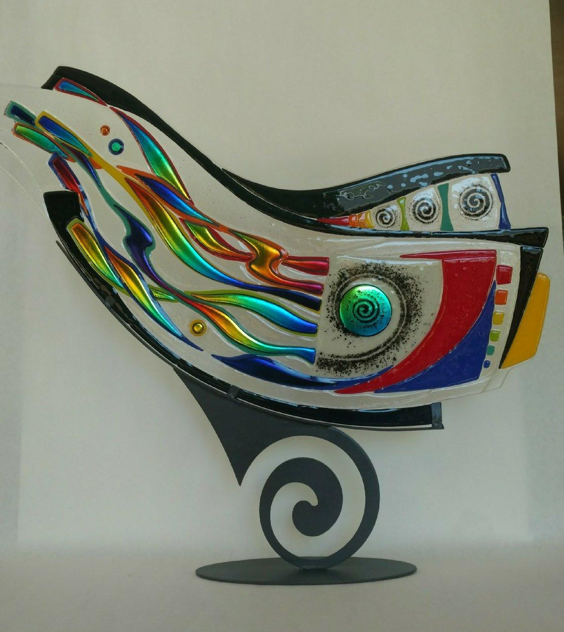 Suzanne Spaulding Glass Art