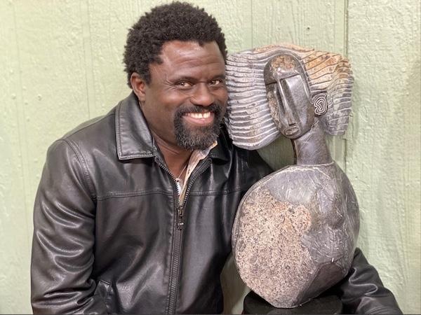 Gedion Nyanhongo Sculpture