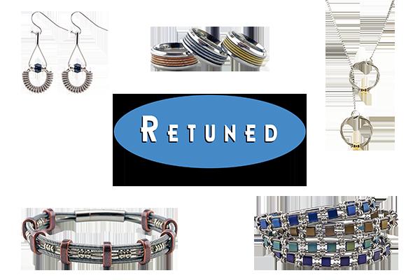 Retuned Jewelry