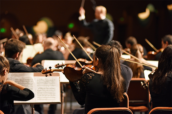 Beethoven Symphony No  5 presented by ASU School of Music