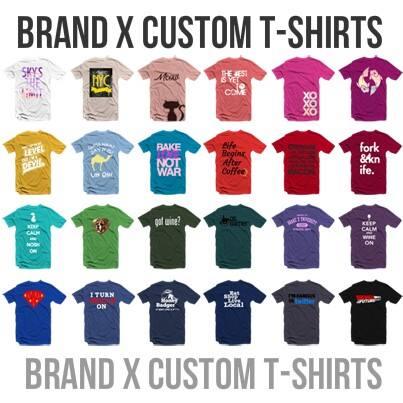 Tee Shirt Custom