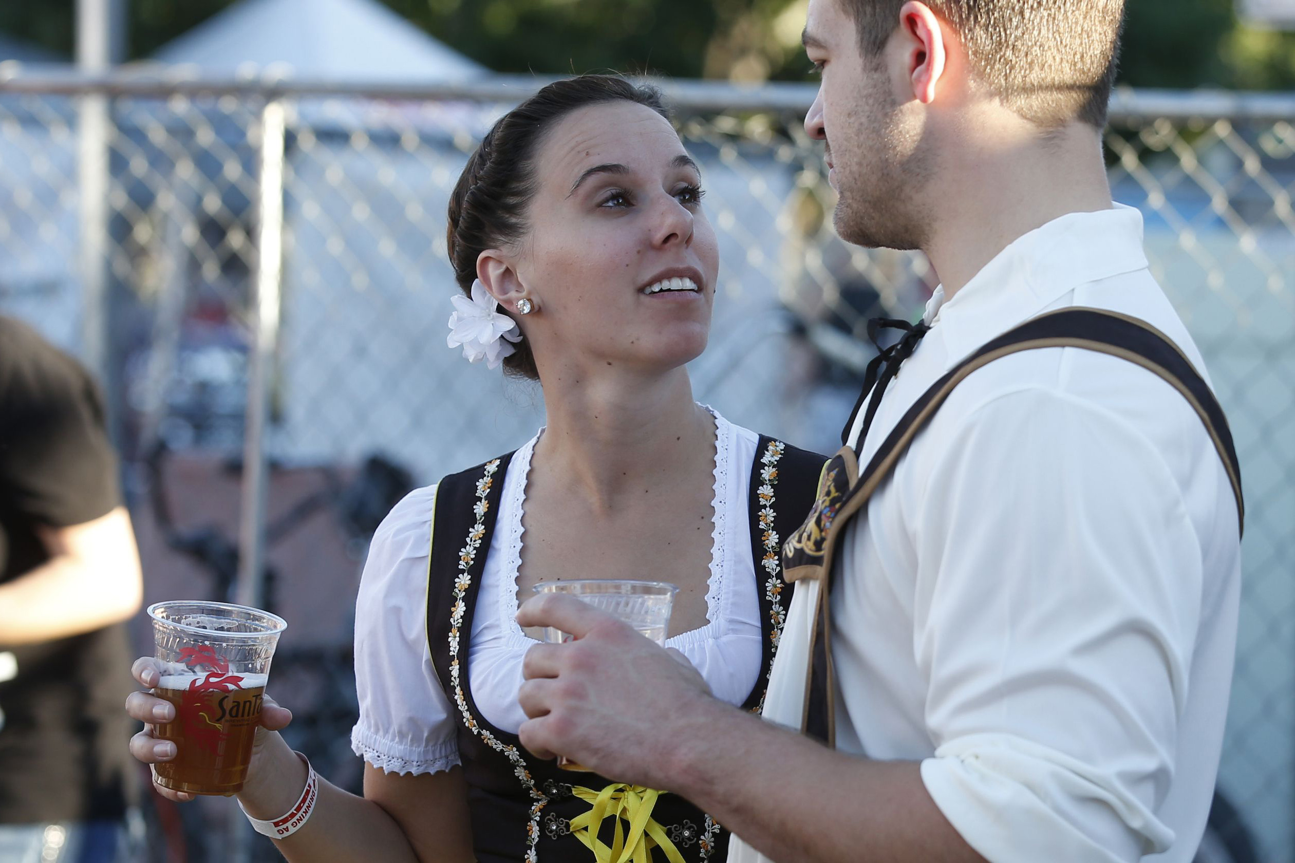 What Would An October Be Without Oktoberfest For 3 Days Tempe Beach Park Will Saturated All Things German Beer Brats Sauer My Fave