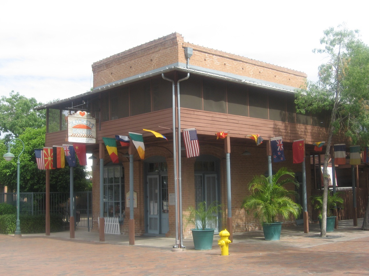 Tempe (Hilge) Bakery - Hackett House