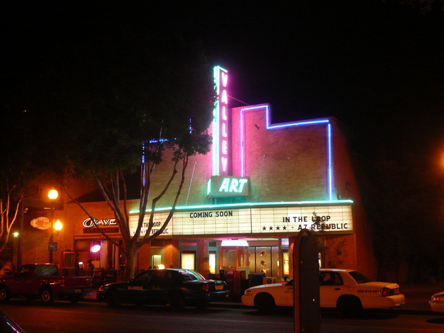 College (Valley Art) Theater