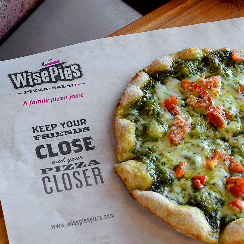 WisePies Pizza & Salad