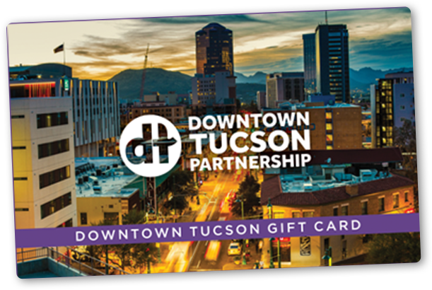 Downtown Tucson Gift Card