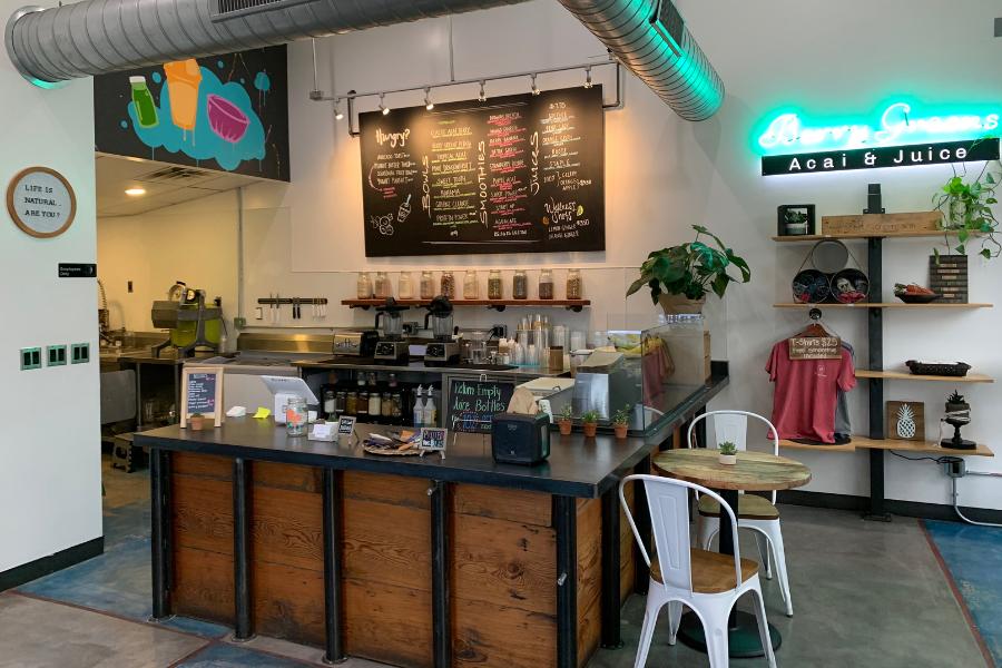 Berry Greens Acai & Juice Bar
