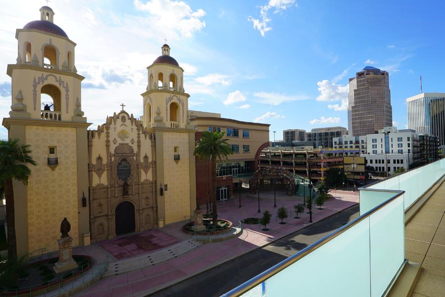 Hampton Inn / Home2 Suites by Hilton Tucson Downtown