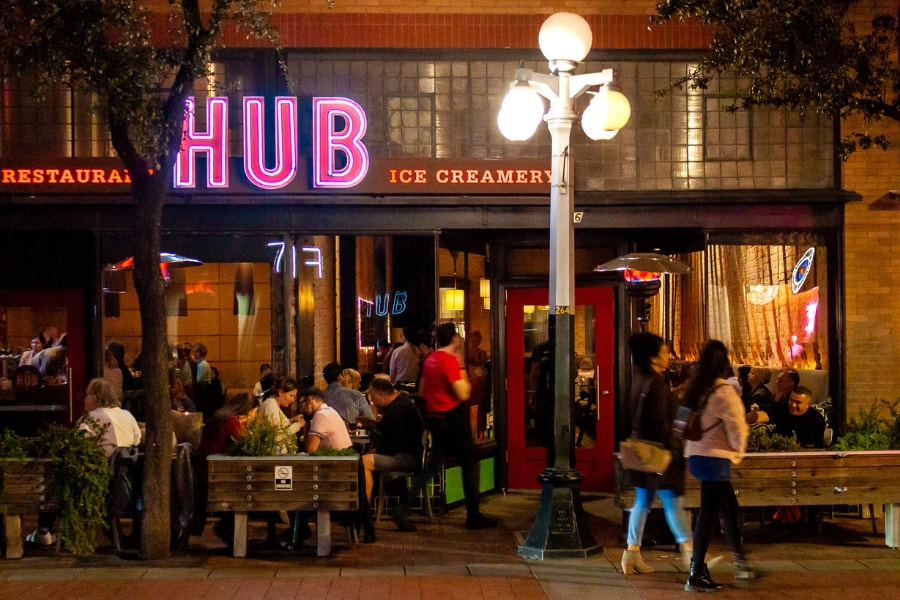 HUB Restaurant & Ice Creamery