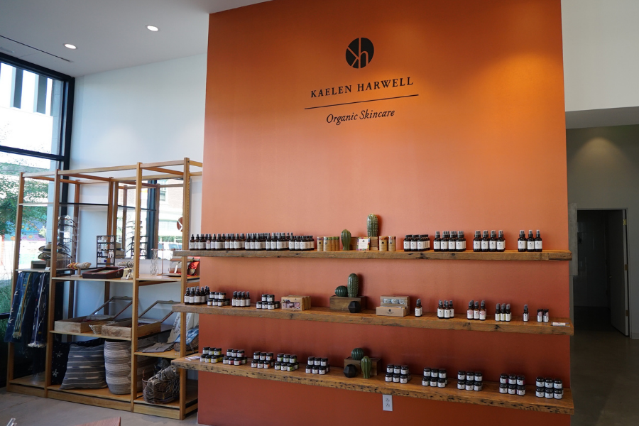 Kaelen Harwell Organic Day Spa