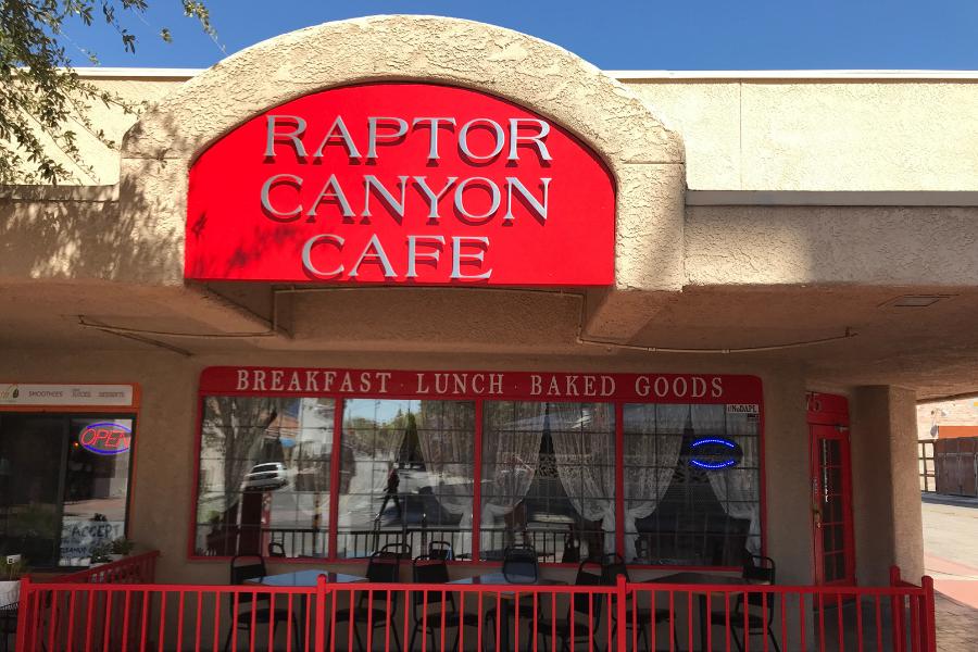 Raptor Canyon Cafe