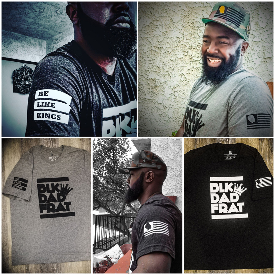 The BLK Brand | Be Like Kings