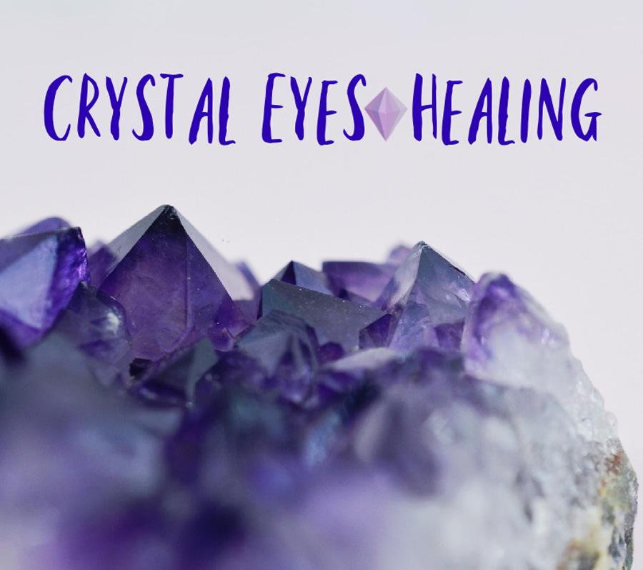 Crystal Eyes Healing