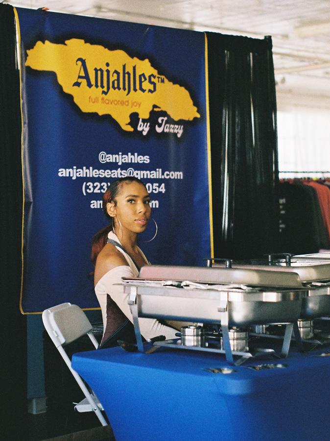 Anjahles Jamaican X LA Fusion