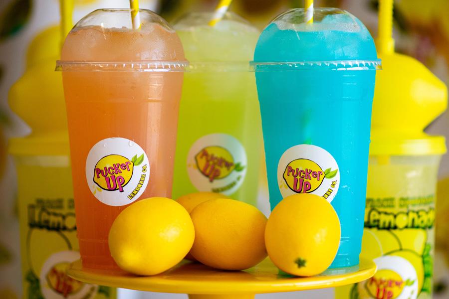 Pucker Up Lemonade Company