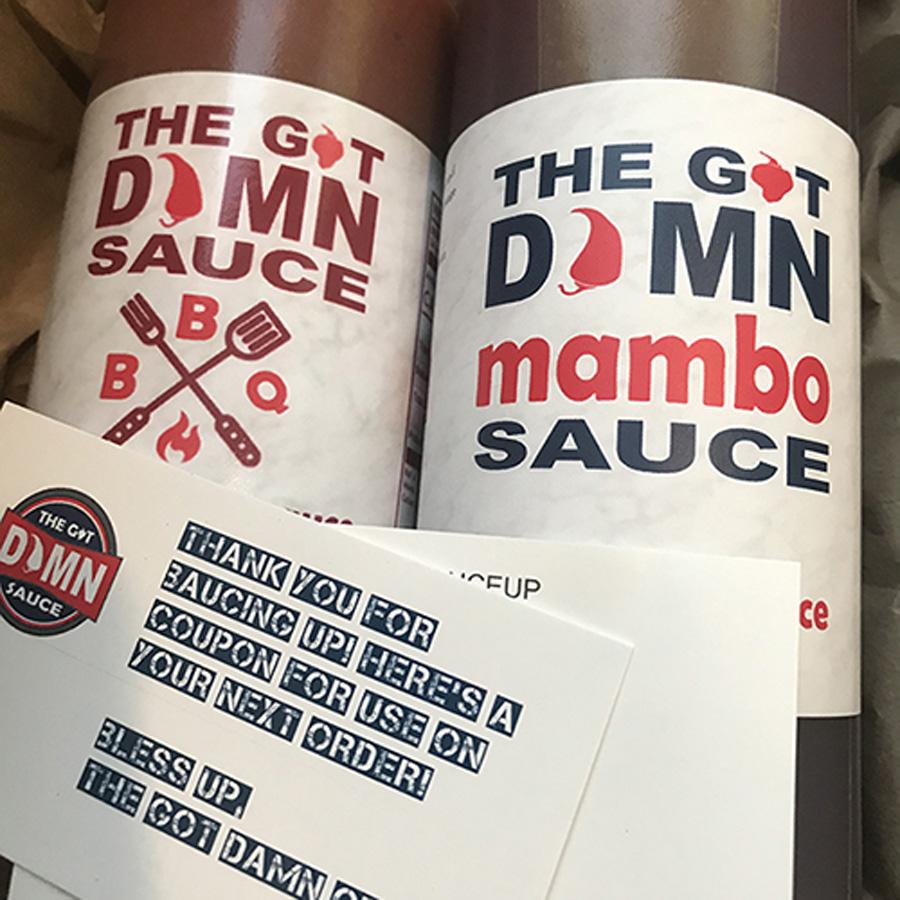 The Got Damn Sauce