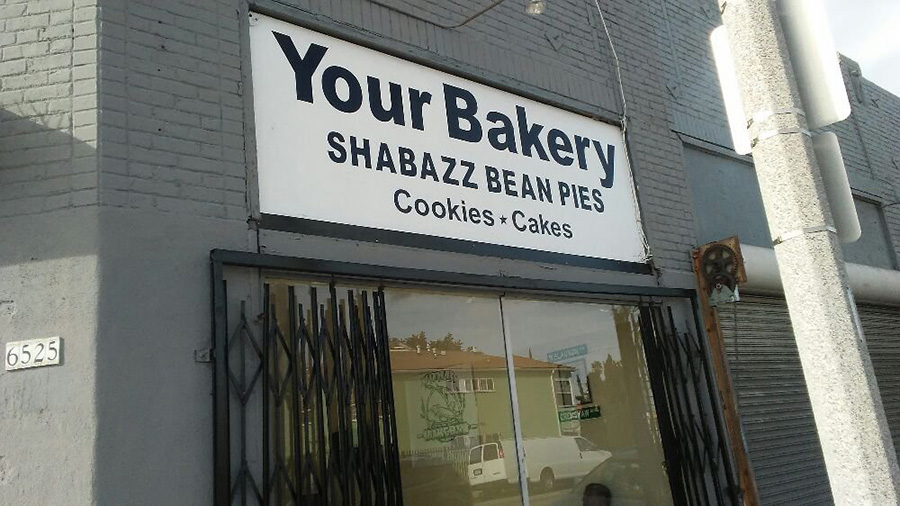 Your Bakery