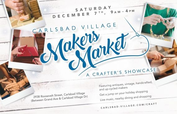 Find The Perfect Gift At The 3rd Annual Makers Market