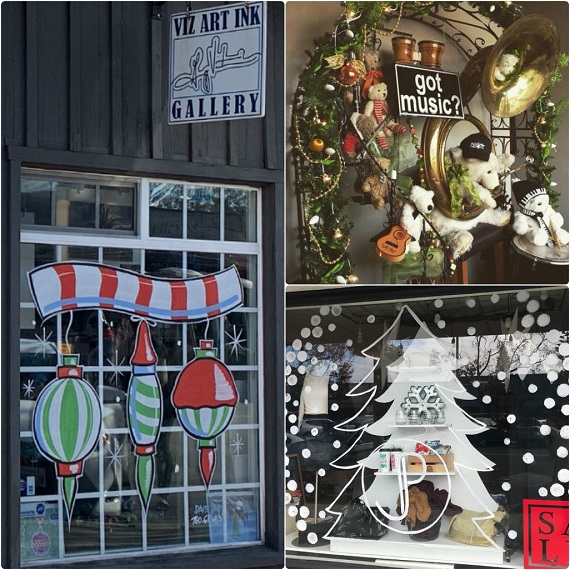 Holiday Window Decorating Winners Announced