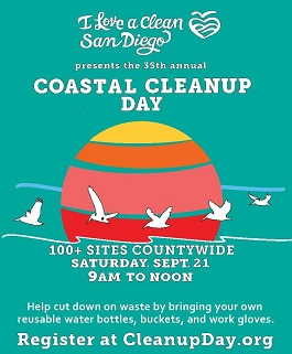 Clean Up Day In Carlsbad