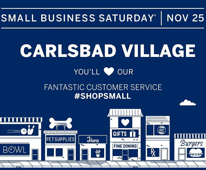 Thank You For Supporting Small Business in the Village