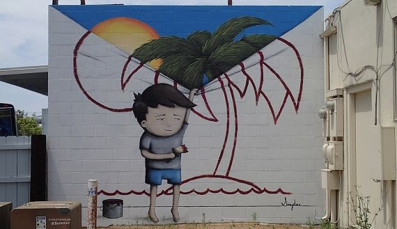 Community Bike Ride: Murals, Murals, Murals