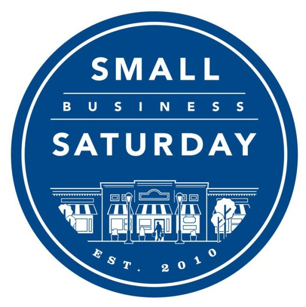 SAVE THE DATE: 10th Annual Small Business Saturday Nov. 28th