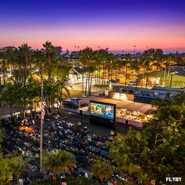 Flicks at the Fountain Returns After A Two Year Hiatus