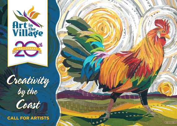 A Call To Artists For Art in the Village 20th Anniversary