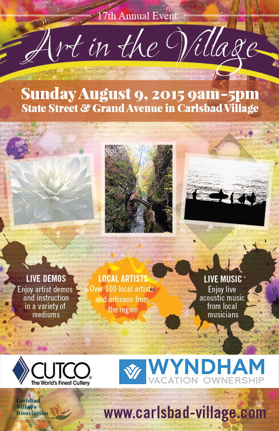 A Full Day of Art in the Village