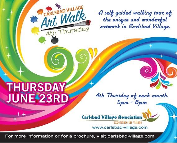 ArtWalk Returns Thursday!