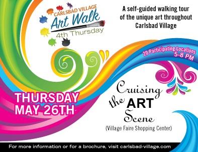 Carlsbad Village - Still a Thriving Artist's Haven