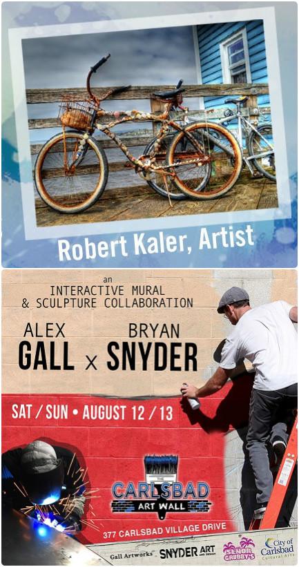 Fine Art Meets Urban Art On One Very Special Weekend