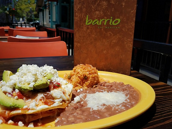 Barrio - Eat Mexican
