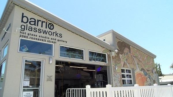 Barrio Glassworks