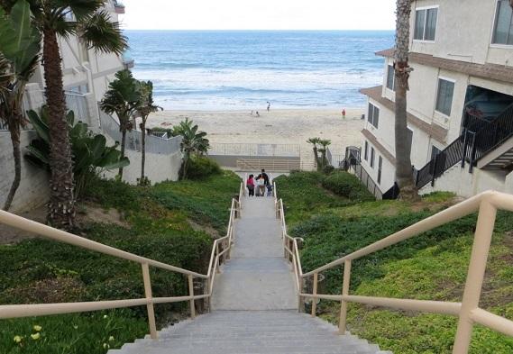 Input On Our Beach Entrances Needed