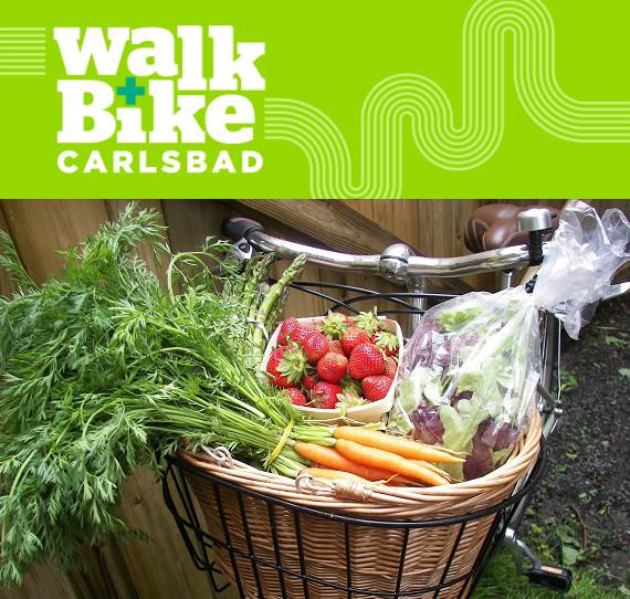 Farmers' Market Bike Ride Today