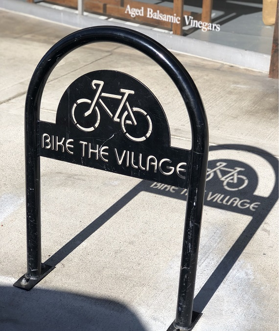 Over 200 Bike Racks and Corrals To Serve You