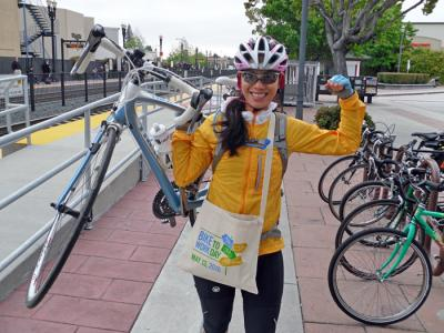Friday is Bike To Work Day