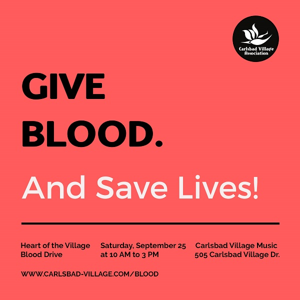 Help Us Make An Impact On Today's Blood Supply Shortage